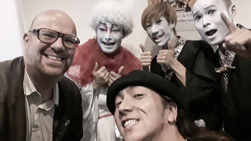 Showbesuch in Tokio: Consulting und Seminare zu Enterainment, Shows, Unterhaltung, Familienprogramme und Kinderbetreuung in Hotels und bei Freizeitanbietern