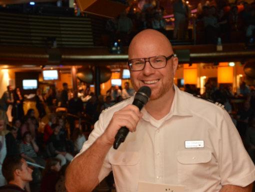 Thilo - Eventmanager, Kreuzfahrt Entertainmentmanager & Moderator für Events, Konferenzen und Incentives